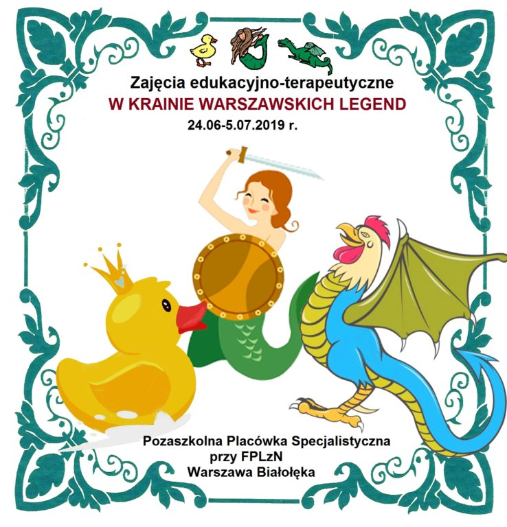 Lato wKrainie Warszawskich Legend