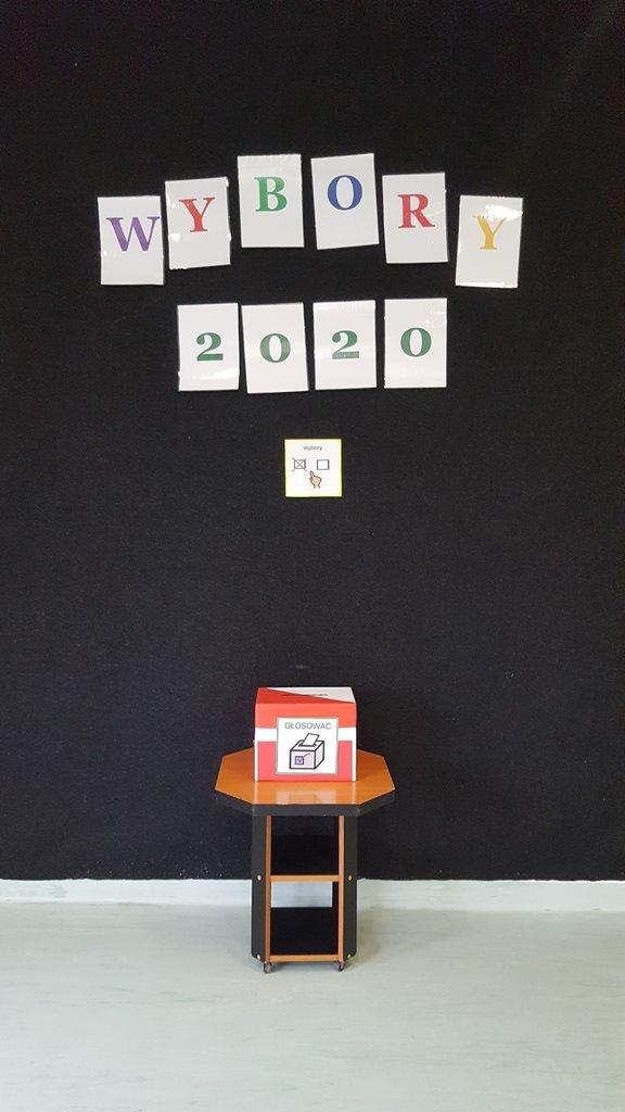 Wybory doSamorządu Uczniowskiego 2020
