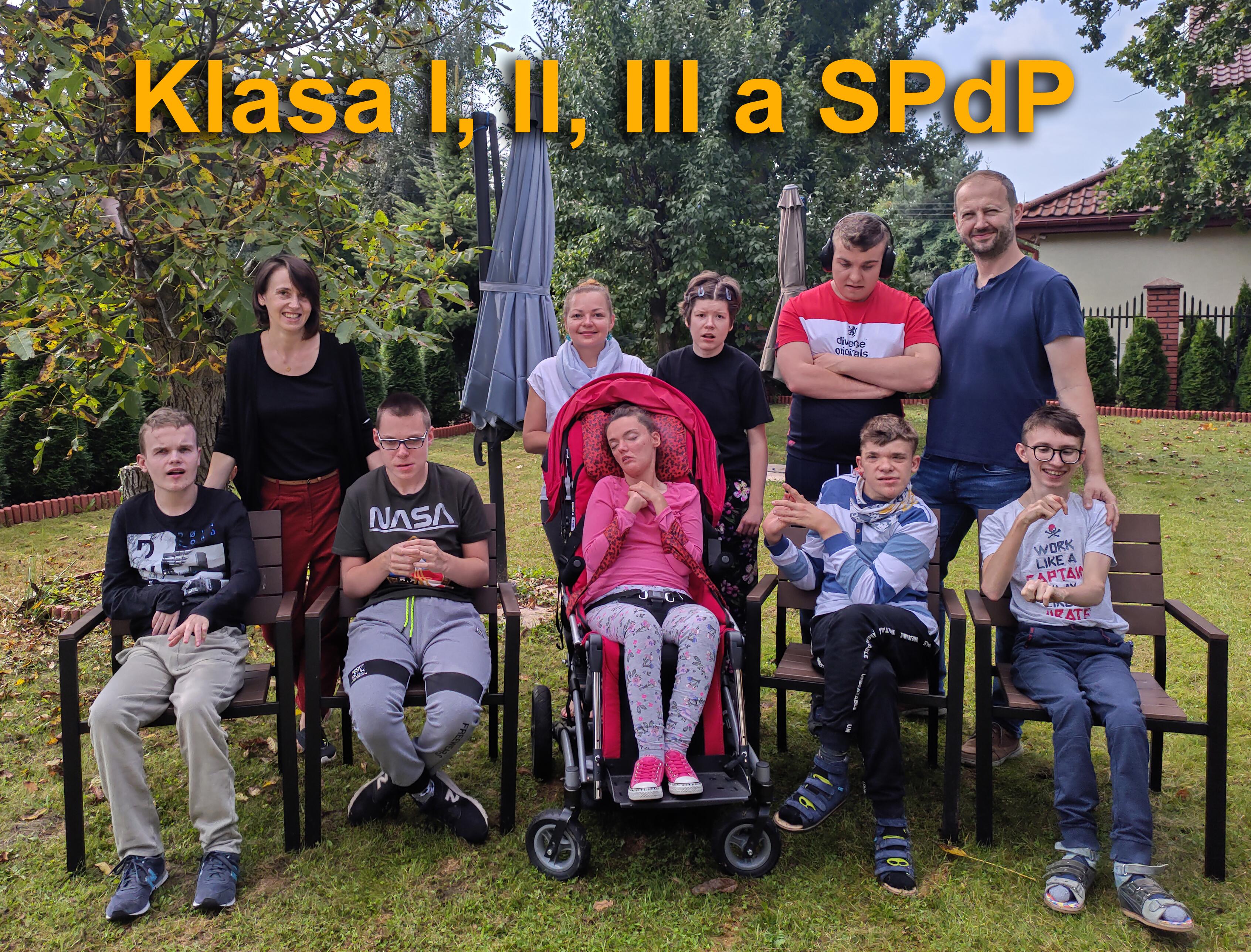 Wrześniowe fotogalerie klasy 1/2/3 ASPdP